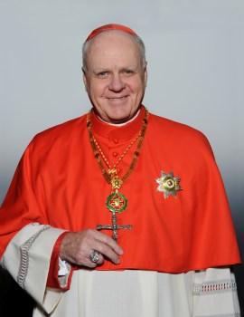 Grão-Mestre, Cardeal Edwin Frederick O'Brien